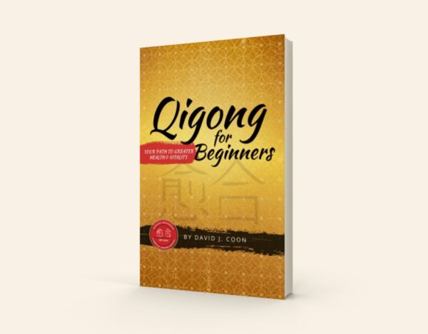 Picture Qigong For Beginners Book By Medical Qigong Master David J. Coon